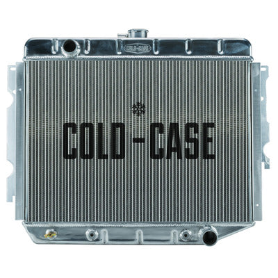 Cold Case Radiators 66-74 A/B/C/E Body AC Radiator AT 17x26in