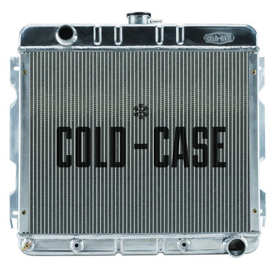 Cold Case Radiators 70-72 A/B Body SB Radiator AT 17x22in