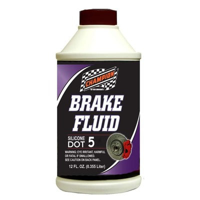 Champion DOT 5 Brake Fluid