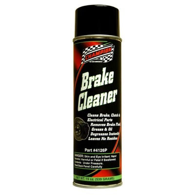 Champion Brake Cleaner - Chlorinated