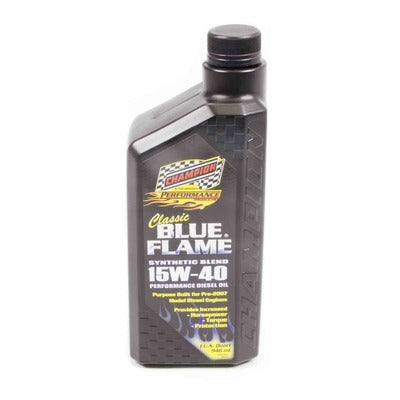 Champion Blue Flame Classic Blend 15W-40 (pre-2007) Diesel Engine Oil