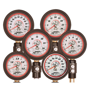 Longacre Deluxe Tire Gauges