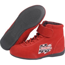 G-Force GF-235 RaceGrip Mid-Top Shoes - Red