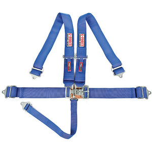 G-Force Pro Series 5-Point Latch & Link Harness Blue