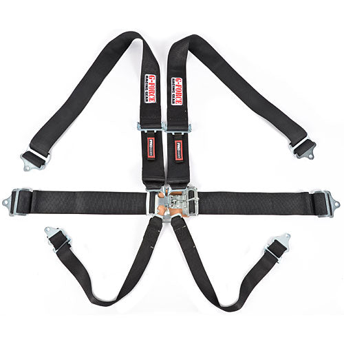 G-Force 6-Point Latch & Link Harness