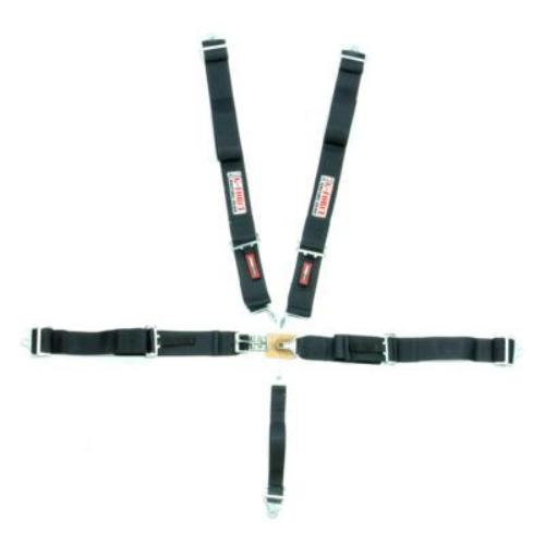 G-Force Pro Series 5-Point Latch and Link Harness - Pull-Up
