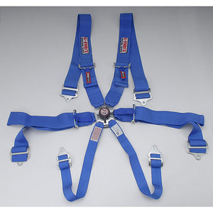 G-Force 6-Point Camlock Harness
