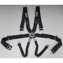 G-Force 6-Point Camlock Harness 7101 - Pull-Up