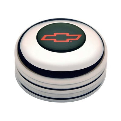 GT Performance GT3 Horn Button Chevy Bow Tie Red