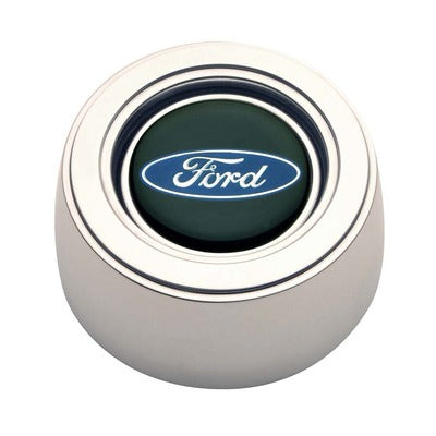 GT Performance GT3 Horn Button Ford Oval Hi-Rise Emblem