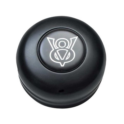 GT Performance GT3 Standard V-8 Emblem Color Horn Button Black