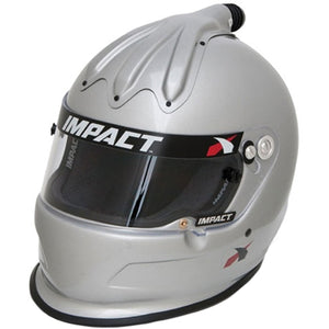 Impact Super Charger Helmet - Silver