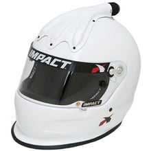 Impact Super Charger Helmet - White