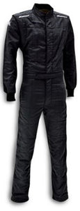 Impact Racer Suit - Black