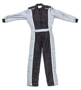 Impact Racer Suit - Black/Gray