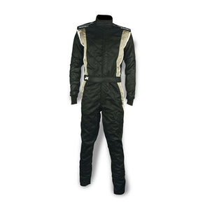 Impact Racing Phenom Race Suit Black/Gray