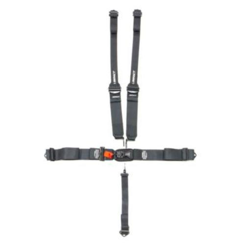 Impact 5-Point Latch & Link Harness - HANS