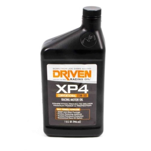 Driven XP4 15W-50 Conventional Racing Oil