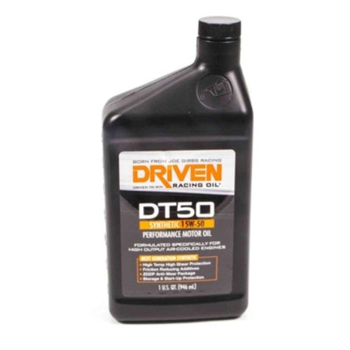 Driven DT50 Synthetic Air Cooled Racing Oil
