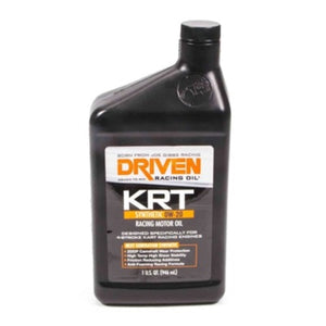 Driven KRT 0W20 4-Stroke Karting Oil - 1 Qt
