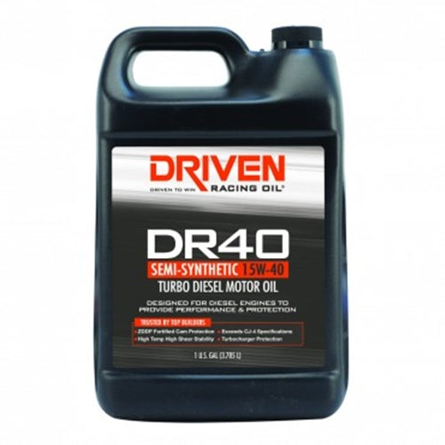 DR40 Turbo Diesel Oil 15W-40