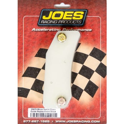JOES Micro Sprint Nylon Chain Guide Block System - Replacement Nylon Block
