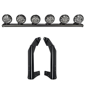 KC HiLiTES Apollo Xross Bar Pro Kit 97061 - Jeep Wrangler JL