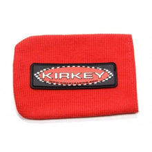 Kirkey Cover for Left Head Support - Red Tweed