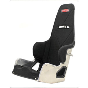 Kirkey Seat Cover for 38 Series Seat - Black Tweed