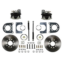 "LEED Brakes Rear Disc Brake Conversion Kit RC0002 - Ford 9"" Large Bearing"