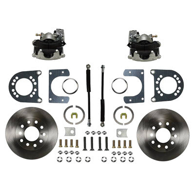 LEED Brakes Rear Disc Brake Conversion Kit RC0002 - Ford 9