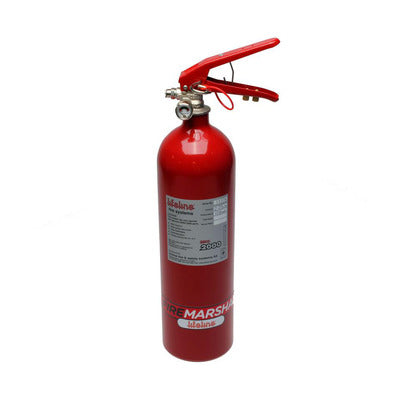 Lifeline Zero 2000 2.25 ltr Club Fire Marshal Mechanical Bottle