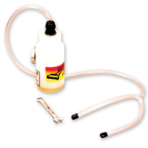 Longacre Single Brake Fluid Bleed Bottle 52-45202