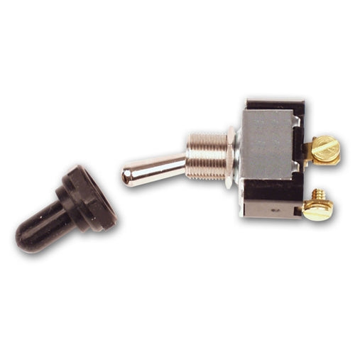 Longacre 2-Terminal HD Momentary Toggle Start Switch 45462
