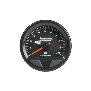 Longacre Waterproof SMI Tach 2-5/8in