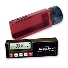 Longacre Digital Caster/Camber Gauge with AccuLevel 78290