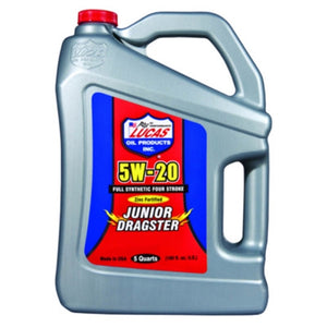 Lucas 5W-20 Junior Dragster Racing Oil