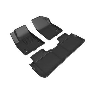 Kagu All Weather Floor Liner - Chevy Blazer 2019+ - 1st & 2nd Row