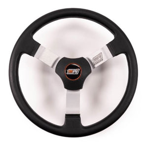 MPI Racer Dished Aluminum Steering Wheel