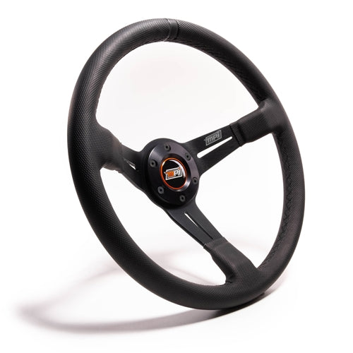 MPI Off Road Black Series Aluminum Steering Wheel MPI-DO-14-C-HG-B