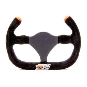 "MPI GT Series 11"" Aluminum Steering Wheel - Cut-out Top MPI-GT-11-C"