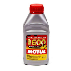 Motul RBF 600 DOT 4 Racing Brake Fluid
