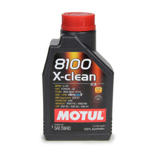 Motul 8100 X-clean Oil 5W40
