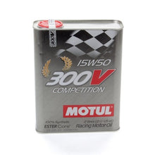 Motul 300V Competition Racing Oil 15W50