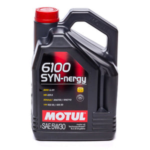 Motul 6100 SYN-nergy Oil 5W30
