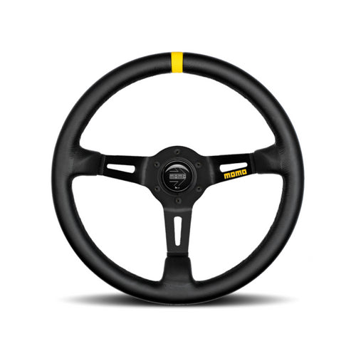 Momo MOD.08 Racing Steering Wheel - Leather