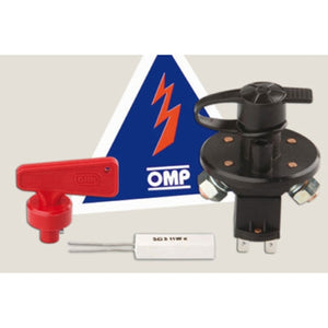 OMP Master Disconnect Switch - 6 Pole