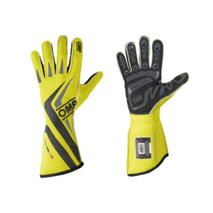 OMP One-S Gloves - Fluorescent Yellow