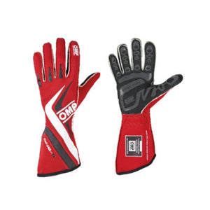 OMP One-S Gloves - Red