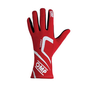 OMP First-S Gloves - Red